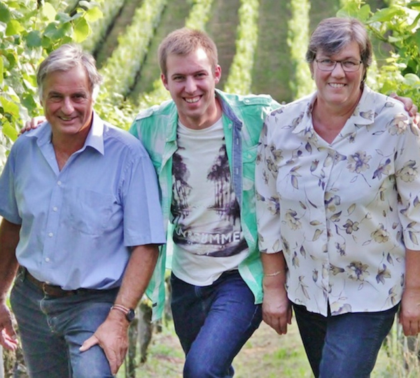 Paul, Christian und Doris Steimer